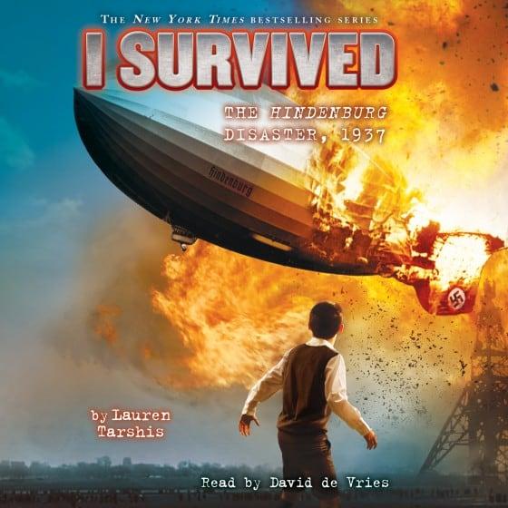 I Survived the Hindenburg Disaster, 1937 (Book #13)