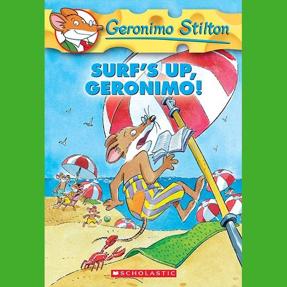 Geronimo Stilton #20: Surf's Up, Geronimo!