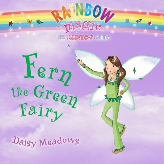 Rainbow Magic #4: Fern the Green Fairy