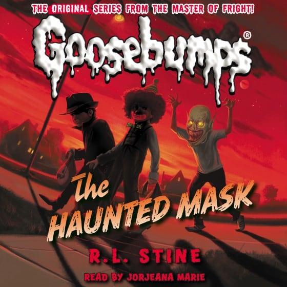 Goosebumps #11: The Haunted Mask