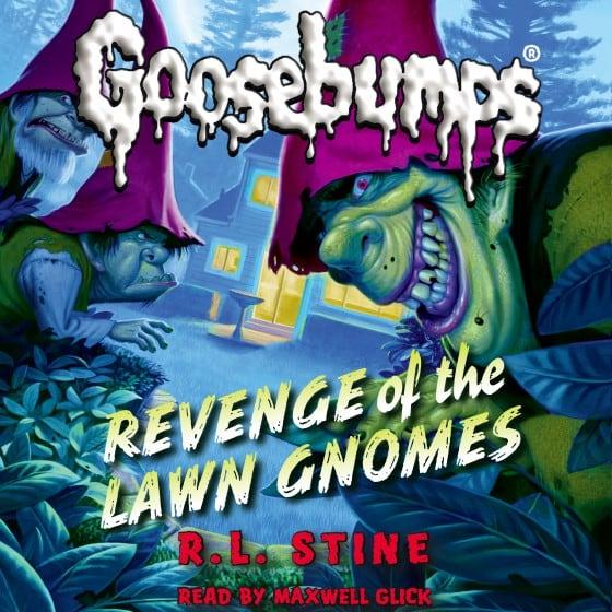 Goosebumps #34: Revenge of the Lawn Gnomes