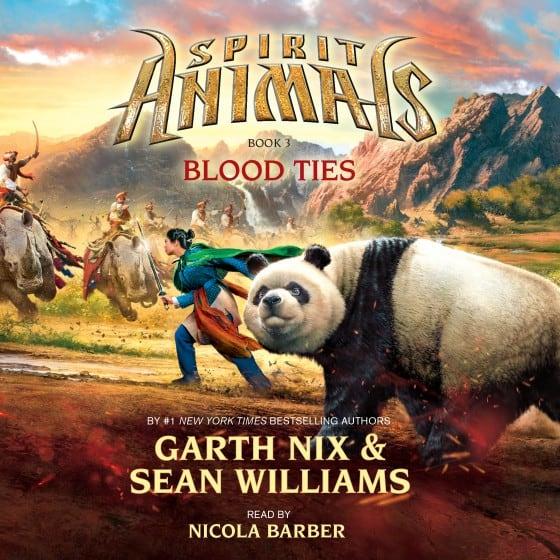 Spirit Animals 3: Blood Ties