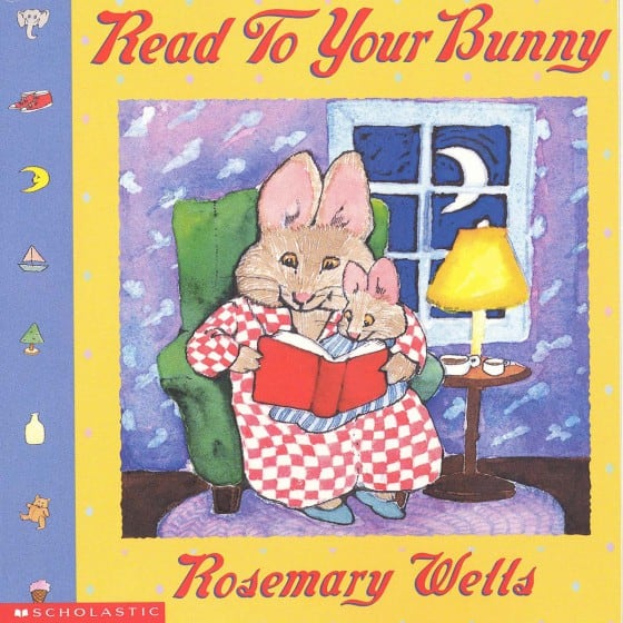 Reading To Your Bunny