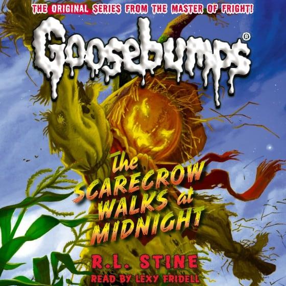 Goosebumps #20: The Scarecrow Walks at Midnight