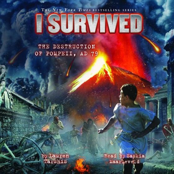 I Survived the Destruction of Pompeii, A.D. 79 (Book #10)