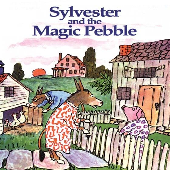 Sylvester & The Magic Pebble
