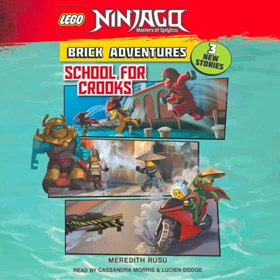 Lego® Ninjago: Brick Adventures #2: School for Crooks