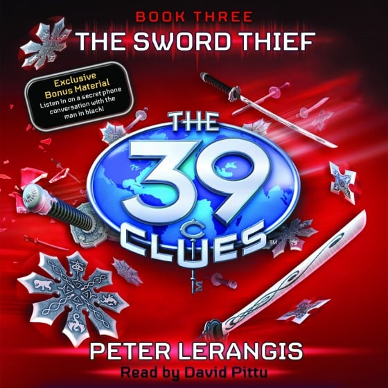 The 39 Clues (Book Three): The Sword Thief