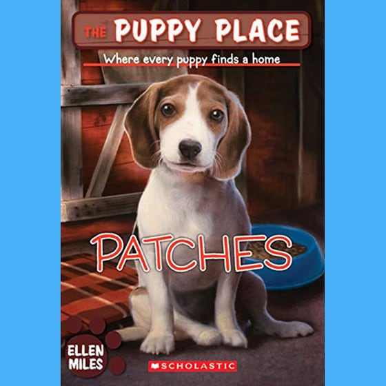 The Puppy Place #8: Patches