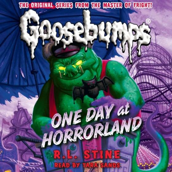 Goosebumps #16: One Day at Horrorland