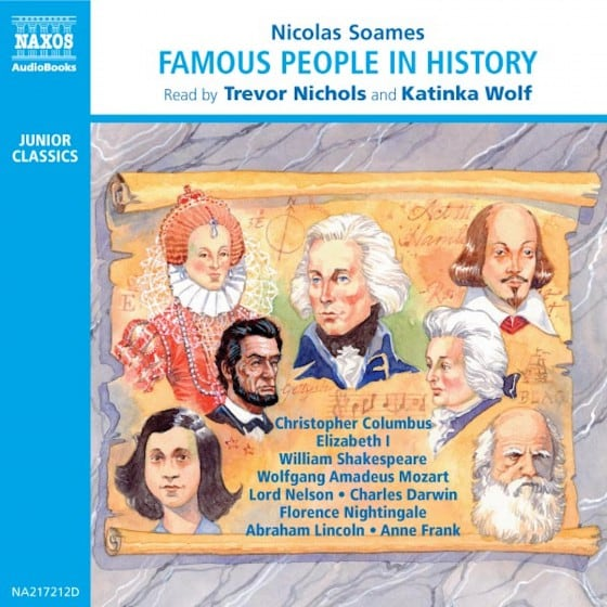 Famous People in History - Volume I