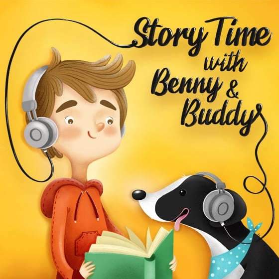 Story Time with Benny and Buddy
