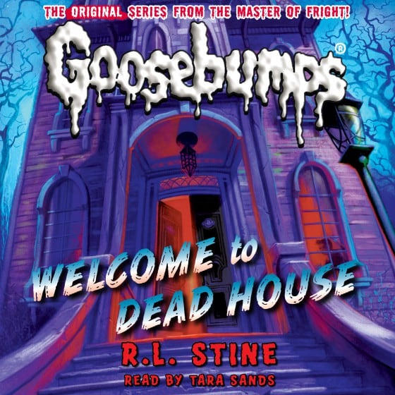 Goosebumps #1: Welcome to Dead House