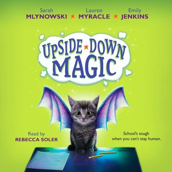 Upside-Down Magic #1