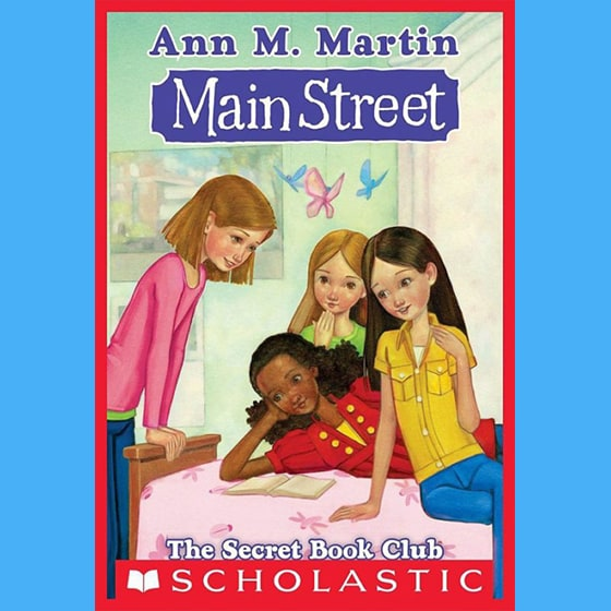 Main Street 5: The Secret Book Club