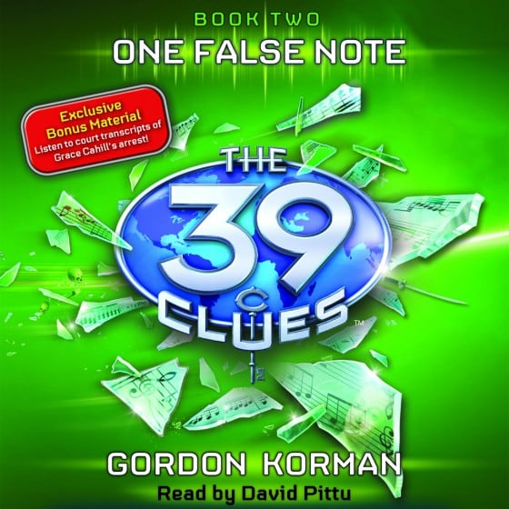 The 39 Clues (Book Two): One False Note