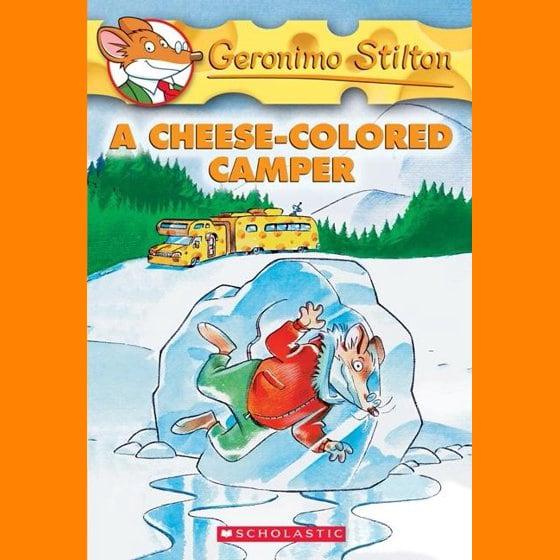 Geronimo Stilton (Book #16): A Cheese Colored Camper