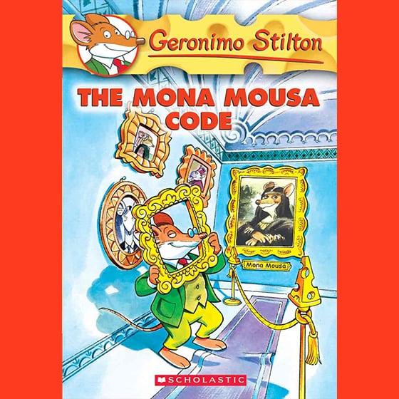 Geronimo Stilton (Book #15): The Mona Mousa Code