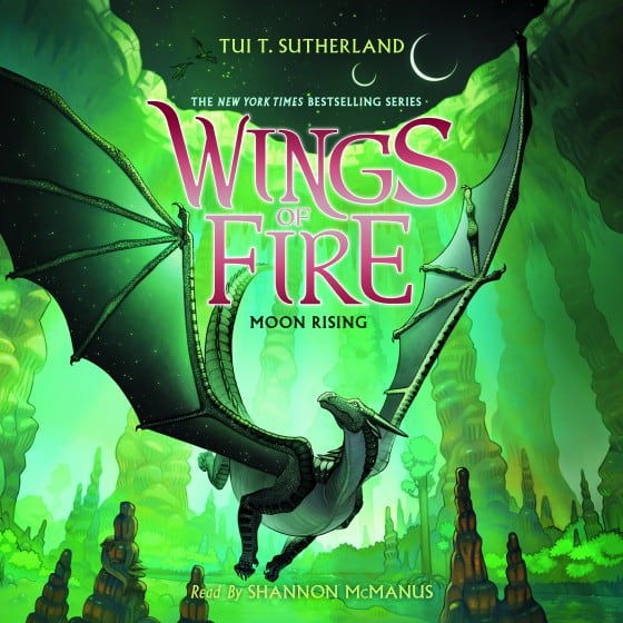 Wings of Fire #6: Moon Rising