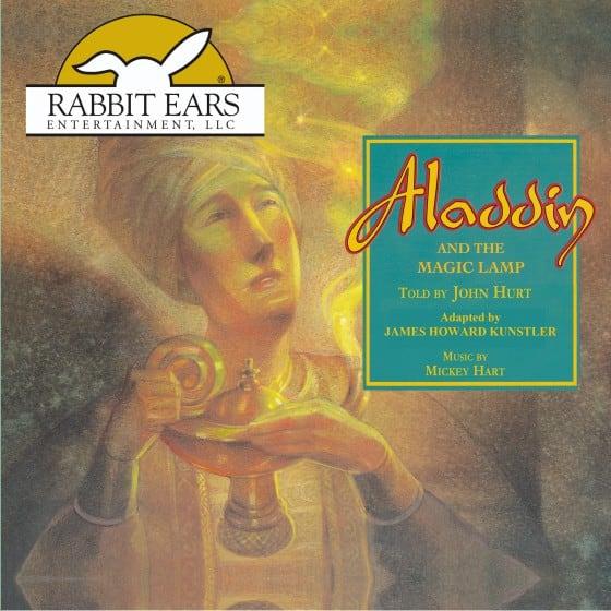 Aladdin and the Magic Lamp