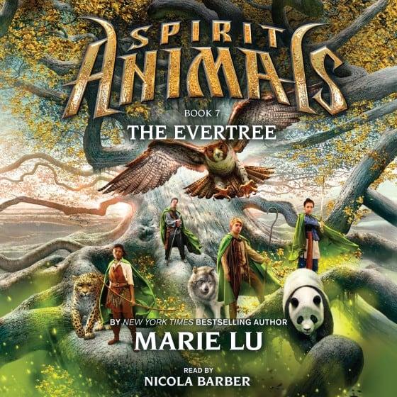 Spirit Animals 7: The Evertree