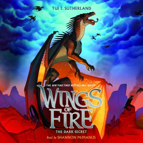 Wings of Fire #4: The Dark Secret
