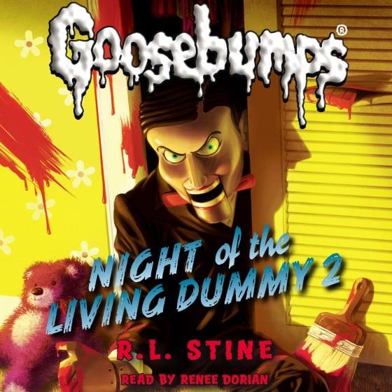 Goosebumps #31: Night of the Living Dummy 2
