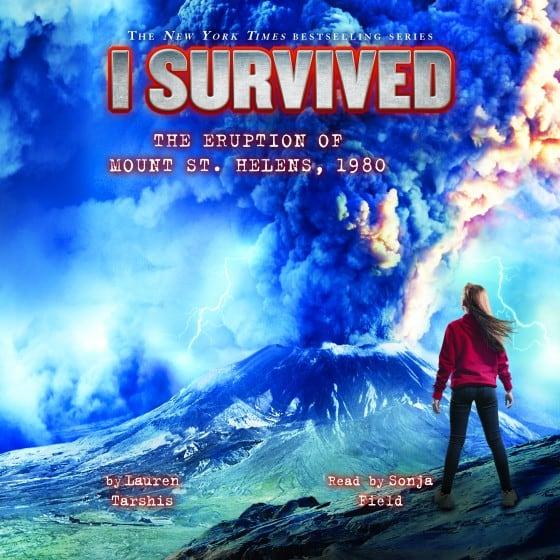 I Survived the Eruption of Mount St. Helens, 1980 (Book #14)