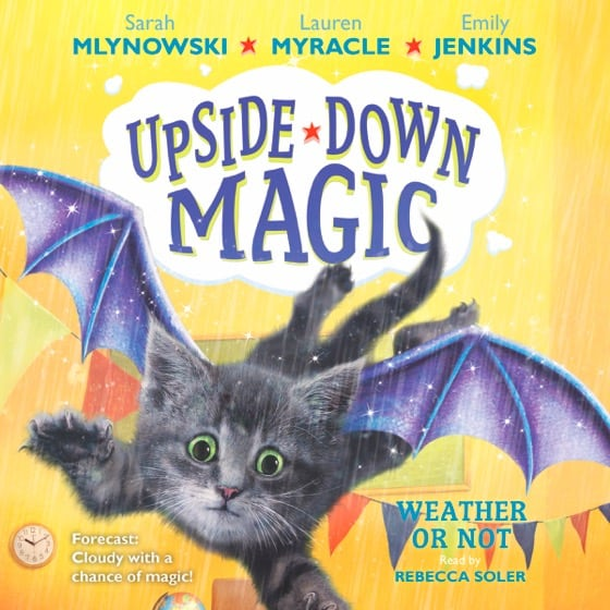 Upside-Down Magic #5: Weather or Not