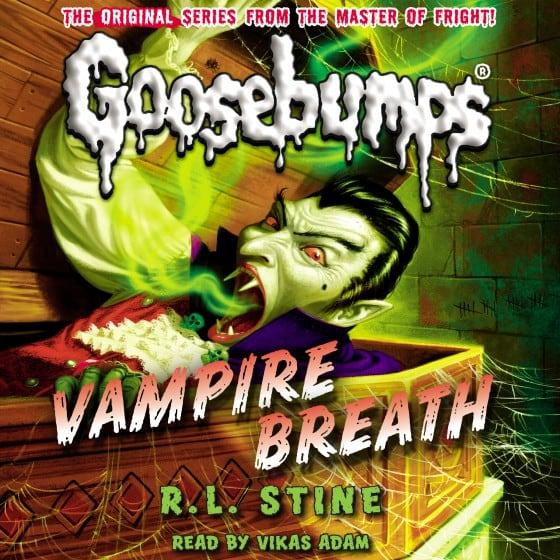 Goosebumps #49: Vampire Breath